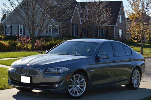 2011 BMW 5Series