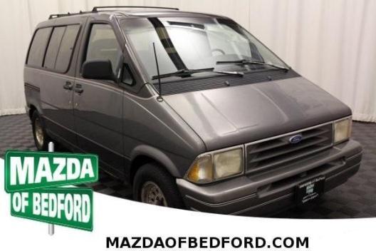 1993 Ford Aerostar 3D Wagon XL