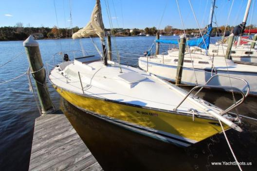 Owner Financing 1980 Seidelmann 25 sailboat