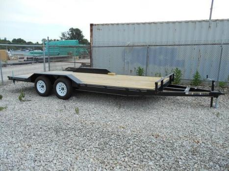 New 8.5 x 18 Utility Trailer for Sale.  Year end clearance sale!