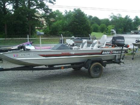 1989 Bass Tracker Boats For Sale