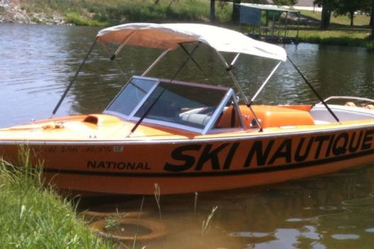 Ski Nautique Boat With Ford 351 Boats For Sale