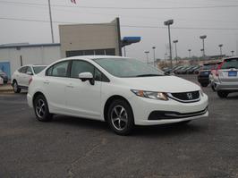 New 2015 Honda Civic SE