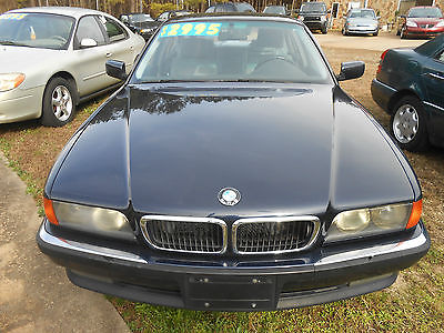 BMW : 7-Series Base Sedan 4-Door 1995 bmw 740 il base sedan 4 door 4.0 l