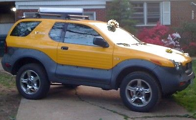 Isuzu : VehiCROSS 2000 isuzu vehicross rare and beautiful