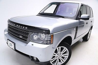 Land Rover : Range Rover HSE LUX WE FINANCE! 2011 Land Rover Range Rover HSE LUX Sunroof Nav Cooled Seats