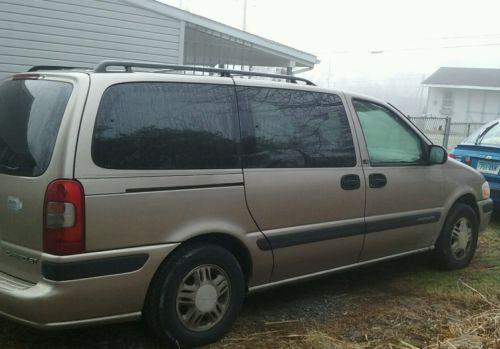 Chevrolet : Venture 1999 chevy venture mini van