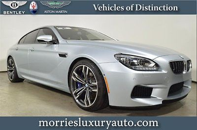 BMW : 6-Series 15 m 6 gran coupe competition package b o surround sound surroundview bmw hud