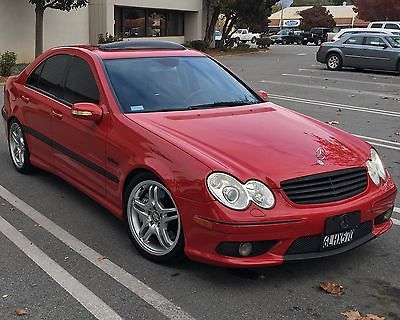 Mercedes benz c55 amg cars for sale for Beshoff mercedes benz