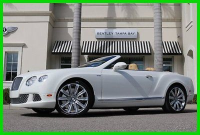 Bentley : Continental GT 2014 used turbo 6 l w 12 48 v automatic awd