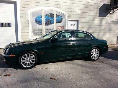 Jaguar : S-Type 4.0 -- LIKE NEW 2000 jaguar s type 4.0 like new automatic 4 door sedan