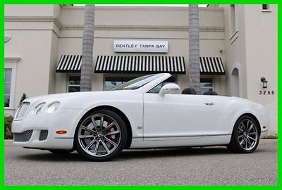 Bentley : Continental GT Speed 2011 speed used turbo 6 l w 12 48 v automatic awd
