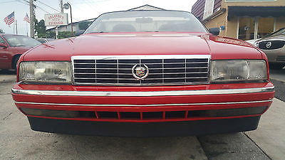 Cadillac : Allante 2 Doors 1991 cadillac allante convertible so clean