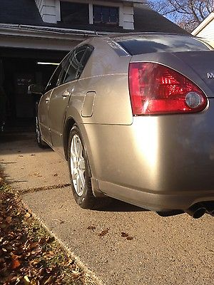 Nissan : Maxima SL 2004 nissan maxima 3.5 sl