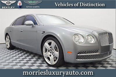 Bentley : Flying Spur Flying Spur Sedan 4-Door 2014 used turbo 6 l w 12 48 v automatic awd premium