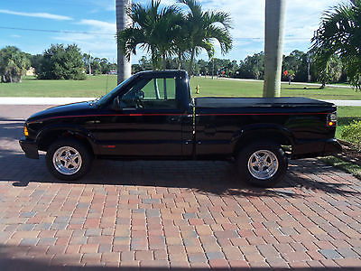 Chevrolet : S-10 SS CHEVROLET S-10 SS