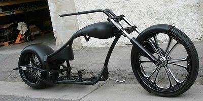 Custom Built Motorcycles : Pro Street MMW AMERICAN  300 REAR , 26 FRONT PRO-STREET SOFTAIL ROLLING CHASSIS