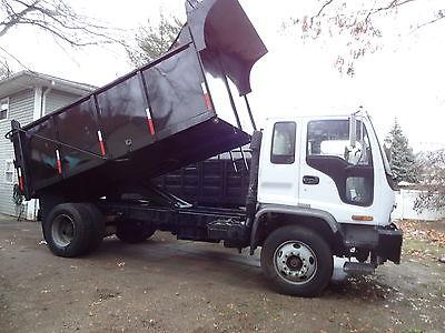gmc 7500 dump truck cars for sale. Black Bedroom Furniture Sets. Home Design Ideas