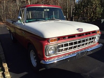 Ford : Other Pickups F250 1965 ford f 250