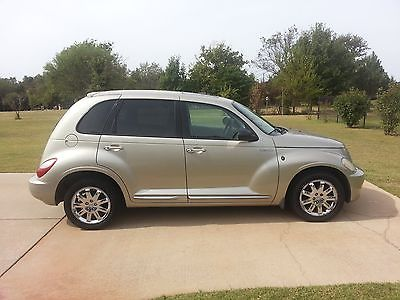 Chrysler : PT Cruiser limited PT CRUISER TURBO LIMITED LEATHER SUNROOF LOADED