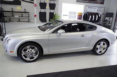 Bentley : Continental GT 2006 bentley continental gt awd