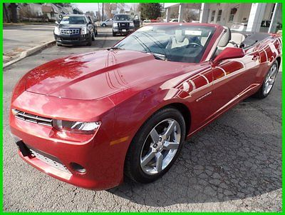 Chevrolet : Camaro ONLY 12000 miles*Automatic*Navigation*Rear Vision ONLY12000 miles*Automatic*Navigation*Rear Vision*Red Rock Metallic