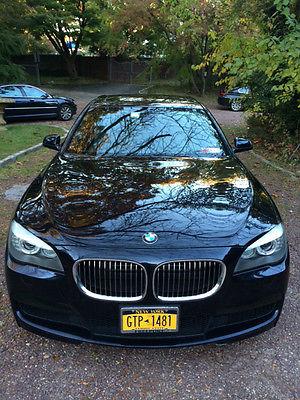 BMW : 7-Series 750 li x drive 2012 bmw 750 li x drive sedan m sport super clean with warranty great car