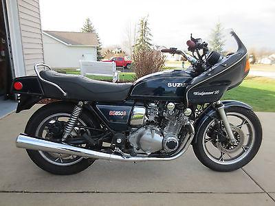 1981 suzuki gs850 motorcycles for sale