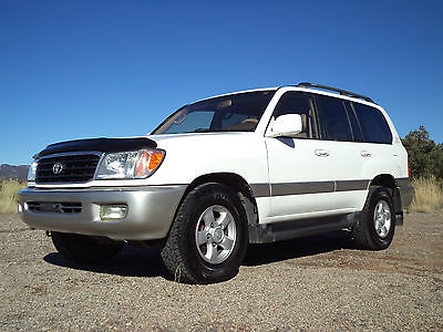 Toyota : Land Cruiser UZJ100 1999 toyota land cruiser uzj 100 rear locking differential locker