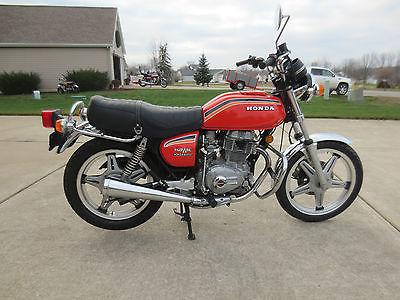 Honda : CB 1978 honda cb 400 a hondamatic hawk