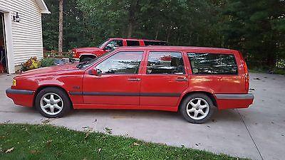 Volvo : 850 GLT HOLIDAY PRICE CUT: 1997 Volvo GLT Wagon