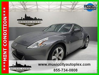 Nissan : 370Z Touring Certified 2011 touring used certified 3.7 l v 6 24 v manual rwd coupe bose premium