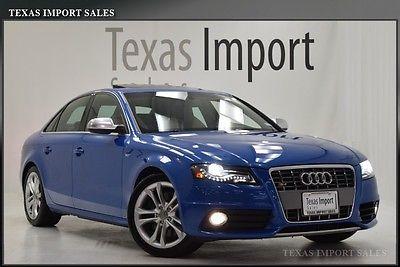 Audi : S4 PREMIUM PLUS 6-SPEED,NAVIGATION,BANG OLUFSEN 2010 audi s 4 premium plus 6 speed manual navigation bang olufsen nappa leather