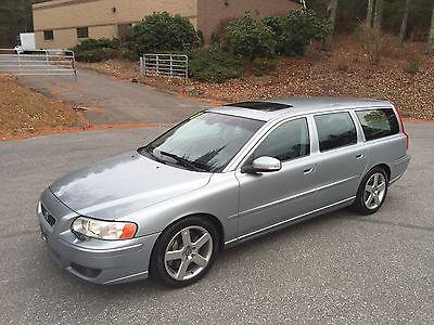 Volvo : V70 R VOLVO V70 R