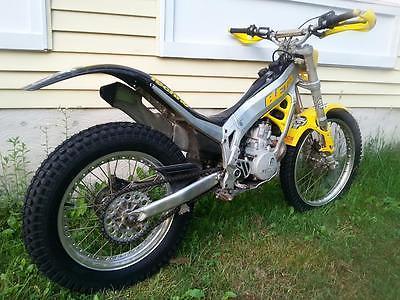 Other Makes : Beta Techno Rare 1994 Beta Techno Trials Bike - 250CCM