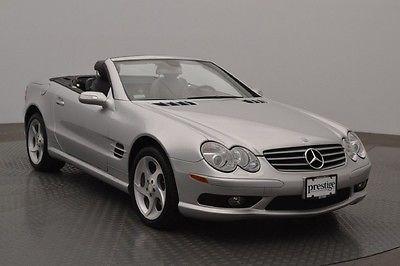 Mercedes-Benz : SL-Class 5.0L 2005 mercedes benz 5.0 l