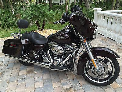 American Classic Motors : FLHX Street Glide Harley 2011 Street Glide FLHX