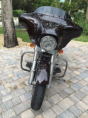 American Classic Motors : FLHX Street Glide Harley 2011 Street Glide FLHX, 1
