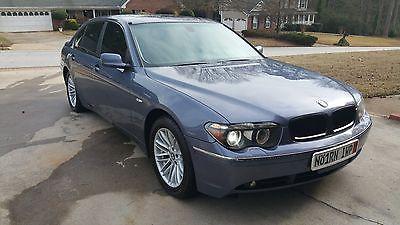 Bmw Li Li Cars For Sale - 745 bmw li