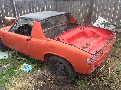 Porsche : 914 914-4 914 porsche