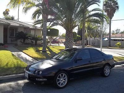 Acura : Integra LS Sedan 4-Door 1995 acura integra honda civic prelude accord tl legend 1996 1997 1998