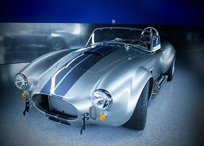 Shelby : Cobra by Backdraft 1965 shelby cobra by backdraft 351 windsor block 400 whp 2600 miles