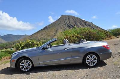 Mercedes-Benz : E-Class Base Convertible 2-Door 2011 mercedes benz e 350 base convertible 2 door 3.5 l