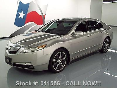 Acura : TL TECH AUTO SUNROOF NAV REAR CAM 2009 acura tl tech auto sunroof nav rear cam 78 k miles 011556 texas direct auto