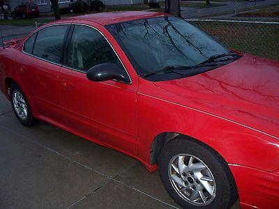Pontiac : Grand Am Se 2003 pontiac grand am se