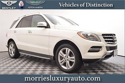 Mercedes-Benz : M-Class ML350 4MATIC 15 mercedes benz ml 350 4 matic keyless go lane tracking p 1 package
