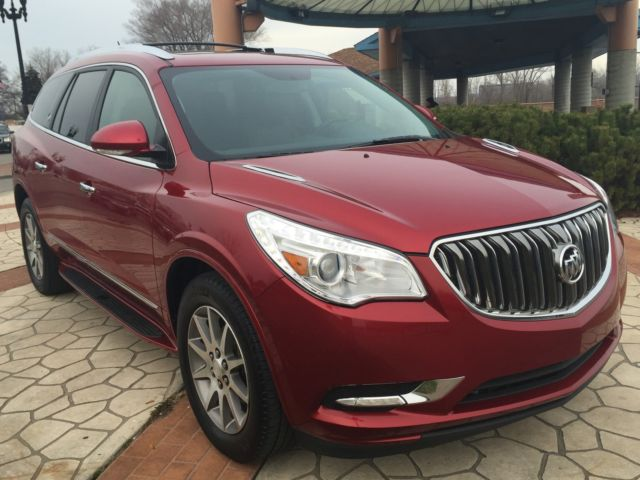 Buick : Enclave Premium 2013 buick enclave leather panoramic moon navigation buy now no reserve offer