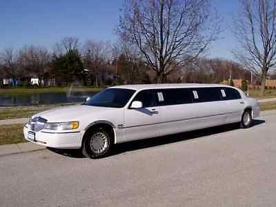 2000 Lincoln Town Car Signature Cars For Sale