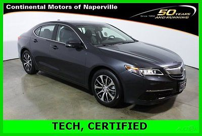 Acura : TLX 2.4L Certified 2015 2.4 l certified fwd technology pkg