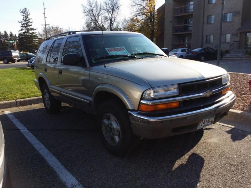 2001 chevy blazer 4x4 cars for sale. Black Bedroom Furniture Sets. Home Design Ideas